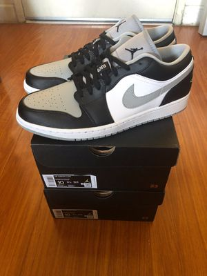 Jordan 1 Low Light Smoke Grey for Sale in Los Angeles, CA