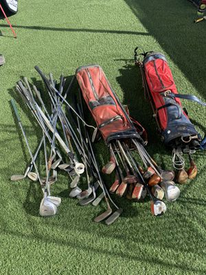 Golf clubs for Sale in Seal Beach, CA