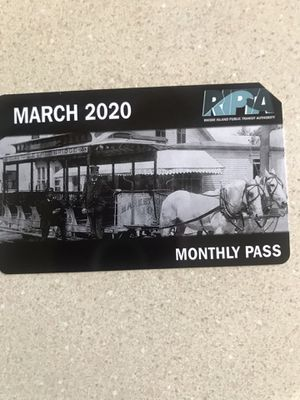 march buss pass for Sale in Woonsocket, RI