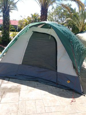 Bass Pro 10 by 10 tentwith rainfly for Sale in Hollywood, FL