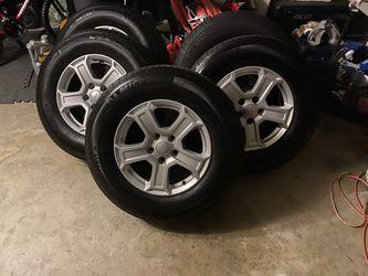 Jeep wheels for Sale in Winston-Salem,  NC