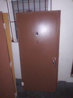 Exterior metal door for Sale in Fort Lauderdale, FL