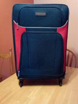 Large Nautica Luggage. good condition. Asking $30 foxchase pickup. for Sale in Philadelphia,  PA