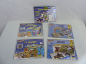 Set of 5 Geosafari Lesson card sets for Sale in Spring Lake, NJ