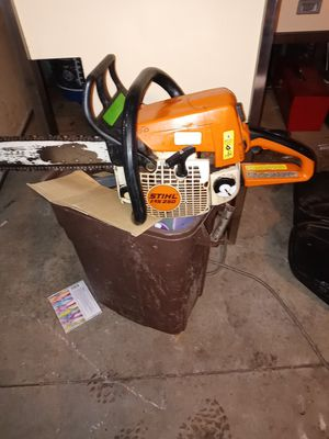 Stihl 18inch ms250 for Sale in Hickory, NC