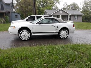 2004 Mustang GT Convertible.. possible trade for Sale in Flint, MI