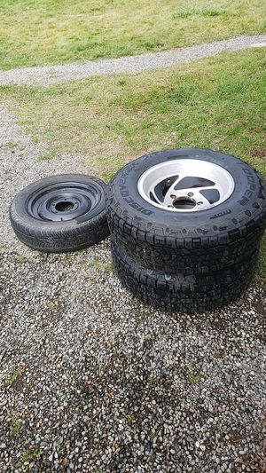 Wheels and tires for Sale in Seattle, WA