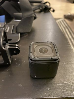GoPro Hero Session 4 with attachments! for Sale in West Menlo Park, CA