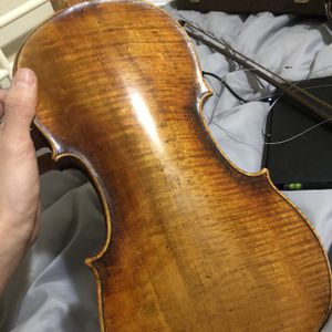 Nicolaus Amatus 1630 Label Violin for Sale in Bellevue, WA