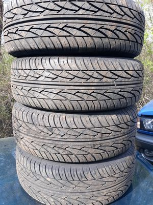 A set of Tires size 215 60 16 for Sale in Takoma Park, MD