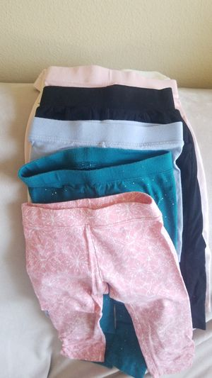 Old navy leggings pants size 5t lot of 6 for Sale in Irvine, CA