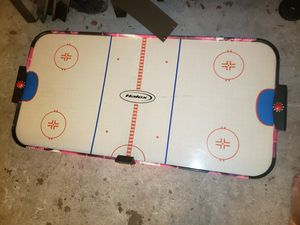 Air hockey table pink cool designs 54 inches by 27 for Sale in Deltona, FL
