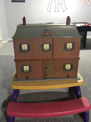 Madeline doll house for Sale in Ewing Township, NJ