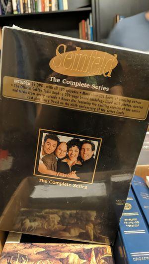 RARE New Seinfeld the complete series for Sale in Pompano Beach, FL
