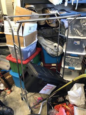 2 clothing racks for Sale in Bothell, WA