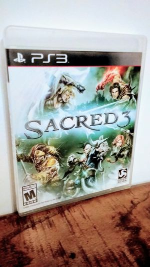 Sacred 3 - PlayStation 3 for Sale in Charlotte, NC
