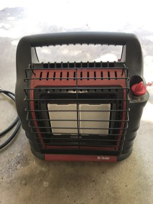 Propane Heater. Mr. Heater Big Buddy for Sale in Rockville, MD