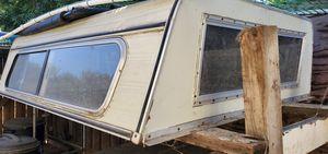 Camper shell for Sale in Modesto, CA