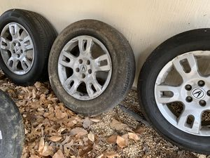 Tires used for Acura MDX for Sale in Dale City, VA