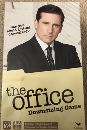 The Office Downsizing Game for Sale in San Antonio, TX