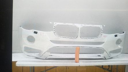 Bmw X3 front bumper 2015-2017 for Sale in South Gate,  CA
