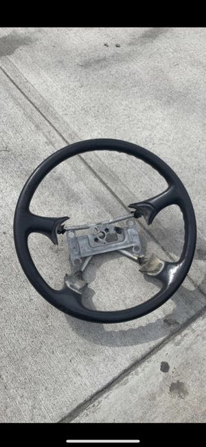 Chevrolet Chevy S10 truck steering wheel, from 1997 for Sale in Chula Vista, CA