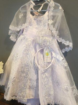 Baptism dress for Sale in Lansing, IL