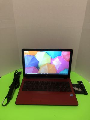 Hp Pavilion , Laptop ,Win 10,4gb Ram ,webcam ,,500GB HD, Microsoft office , for Sale in Arlington, TX