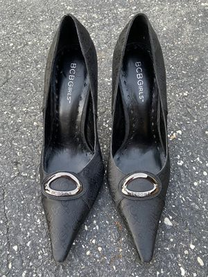 BCBG black heels for Sale in Wall Township, NJ