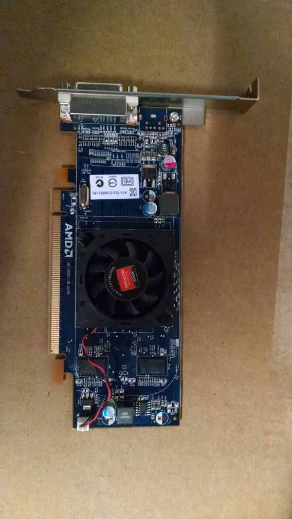 ATI Dvi Video Card