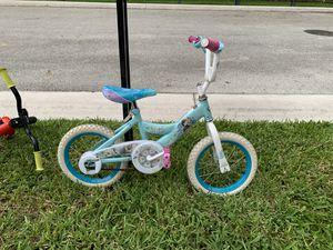 14in girls bike for Sale in Sunrise, FL