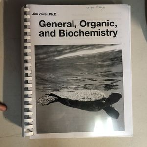 Chem 108 Book for Sale in Lake Forest, CA