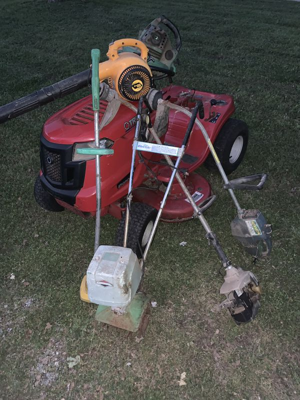 Lawn Equipment For Sale In Burleson Tx Offerup