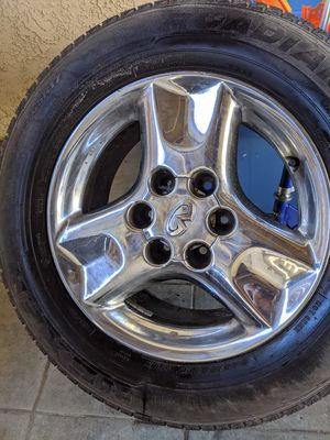 Free rims and tires for Sale in San Bernardino, CA