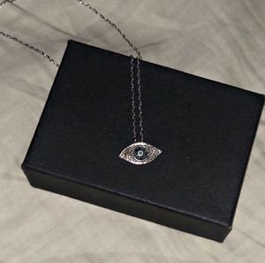 Evil eye diamond necklace for Sale in Queens, NY