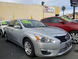 🔺2015 Nissan Altima SILVER🔺 for Sale in Chula Vista, CA