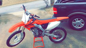 2006 Honda crf250r for Sale in Bremen, GA