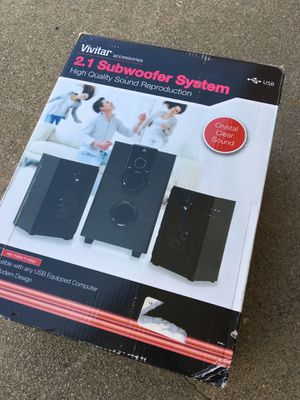 Speakers for computer/ phone for Sale in Upland, CA
