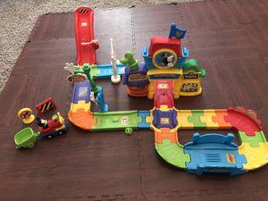 Vtech Go Go Mickey Train Track for Sale in Franklin, TN