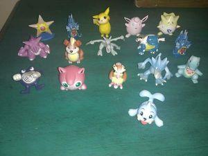 Vintage Lot of 16 Pokemon Figures for Sale in Nashville, TN