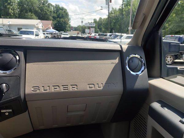 2010 Ford Super Duty F-250 SRW