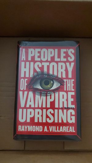 A Peoples History of the Vampire Uprising for Sale in Redwood City, CA