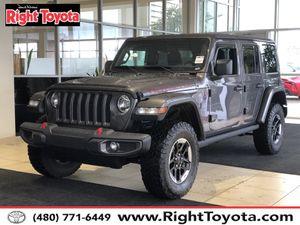 2018 Jeep Wrangler for Sale in Scottsdale, AZ