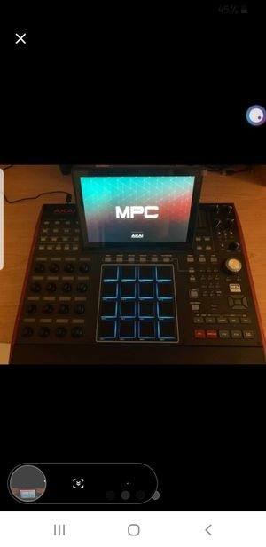 AKAI MPCX STANDALONE WORKSTATION for Sale in Brewer, ME