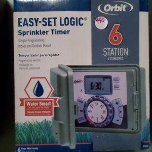 Sprinkler Timer 6 Station for Sale in Phoenix, AZ
