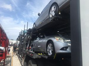 9 car trailer for Sale in Kissimmee, FL