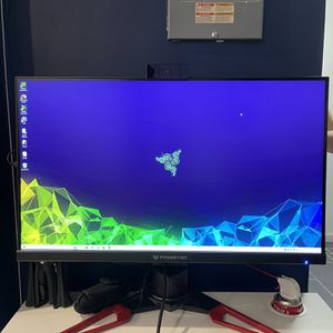 "Acer Predator XB271HU bmiprz 27"" WQHD (2560x1440) NVIDIA G-SYNC IPS Monitor for Sale in North Bergen, NJ"