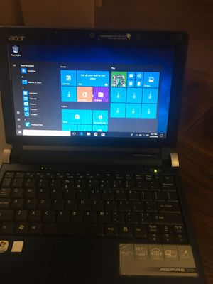 Acer spireone notebook pc 10.1 for Sale in Inkster, MI