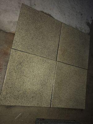 Gym interlocking Rubber Tiles / Super Heavy Duty for Sale in Kissimmee, FL