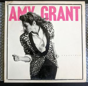 AMY GRANT: UNGUARDED VINYL RECORD LP / 1985 VG++ NM (CHRISTIAN - RELIGIOUS) for Sale in Huntington Beach, CA